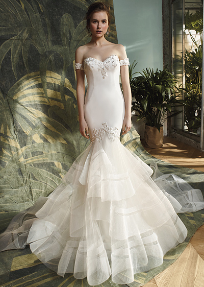 Blue by Enzoani - Enzoani Blue Collection Wedding Dresses