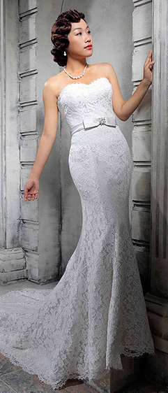 White Rose Bridal Collection